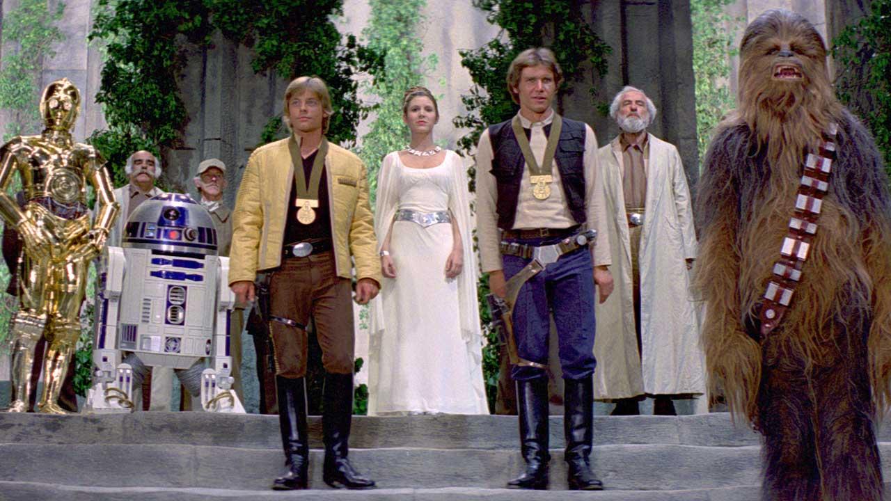 """Especial """"Star Wars"""" no canal Hollywood lidera audiências do cabo"""