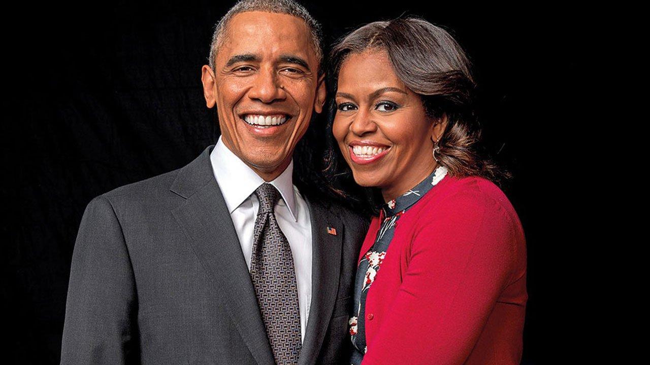 Barack e Michelle Obama estabelecem parceria com a Netflix