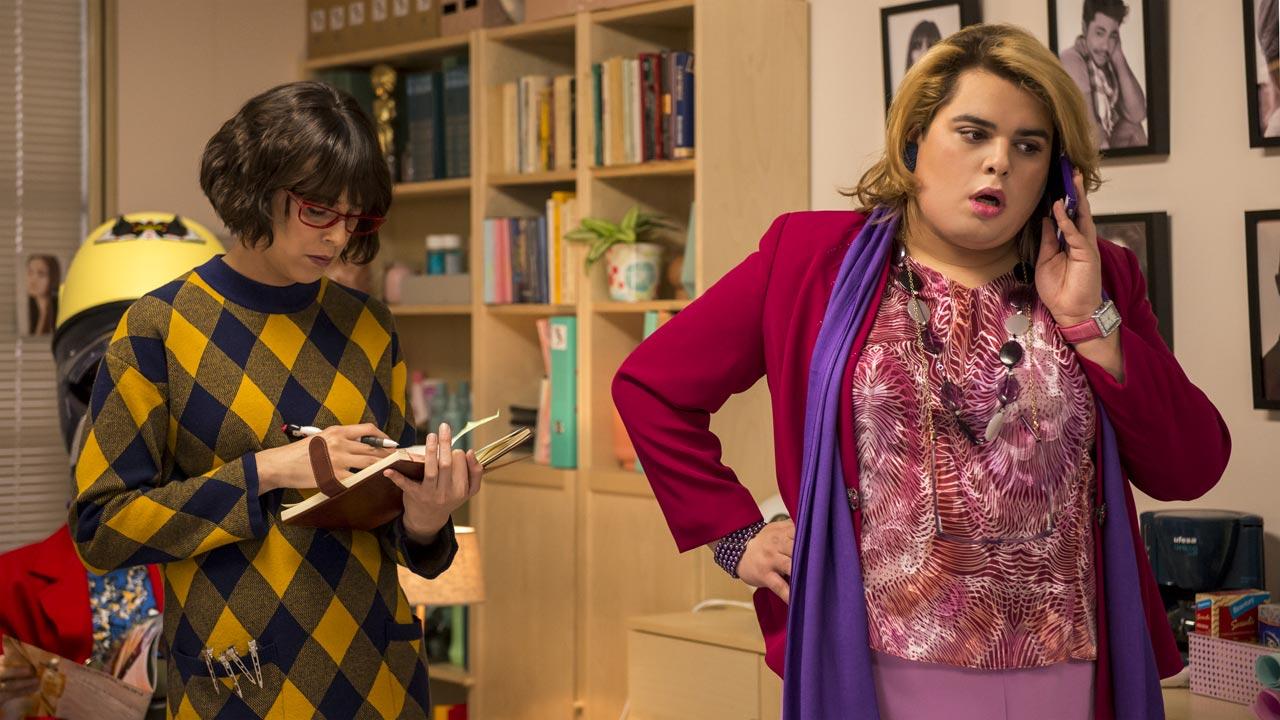 """Comédia espanhola """"Paquita Salas"""" estreia em junho na Netflix"""