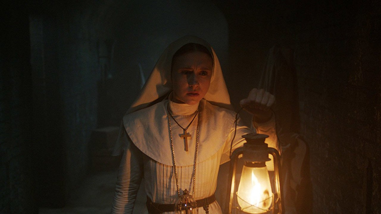 """The Nun"": spin off do filme de terror ""The Conjuring"" ganha poster e trailer"
