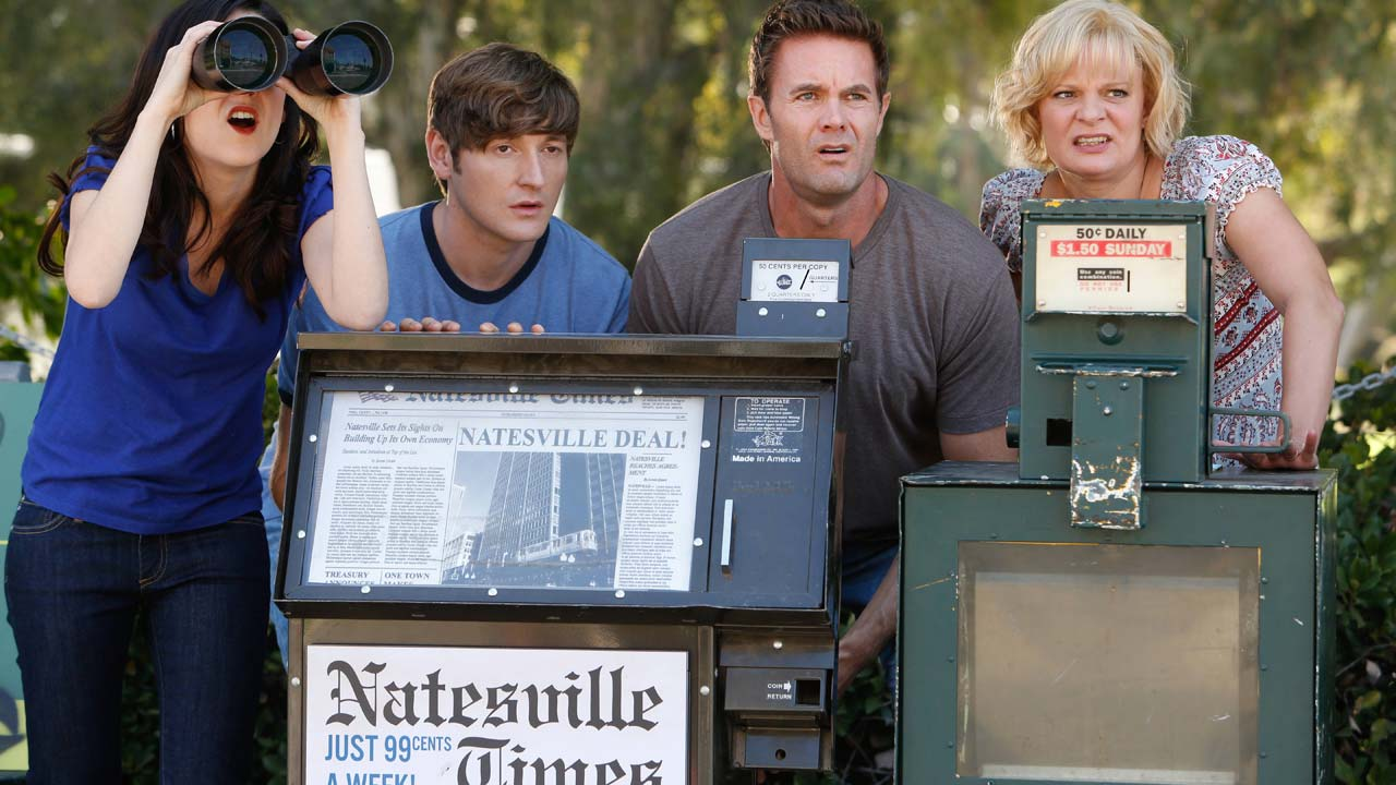 "Fox Comedy estreia a 4ª Temporada de ""Raising Hope"""