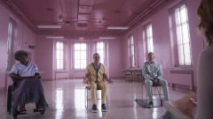 "Bruce Willis versus James McAvoy e Samuel L. Jackson em ""Glass"""