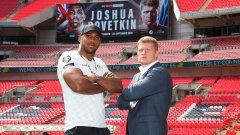 Boxe: combate pelo título mundial de pesados em direto na Eleven Sports Portugal