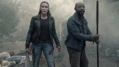 """Quinta temporada de """"Fear the Walking Dead"""" chega a 3 de junho"""