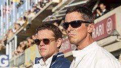 Primeiro trailer do duelo Ford v Ferrari em Le Mans com Christian Bale e Matt Damon