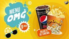 Salas Cinema City anunciam promoção de verão