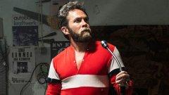 Banda de tributo a António Variações ao vivo no NOS Alive 2019