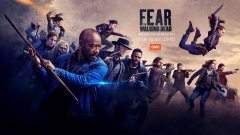 """Fear the Walking Dead"": AMC anuncia estreia da segunda parte da quinta temporada"