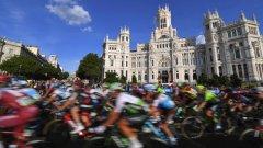 Eurosport anuncia cobertura em direto da Volta à Espanha 2019