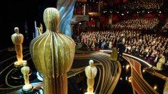 Detalhes da cerimónia de entrega dos Óscares