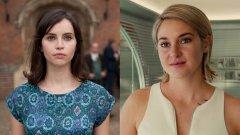 Netflix compra drama romântico com Felicity Jones e Shailene Woodley
