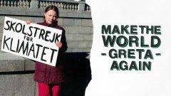 """Canal Odisseia emite documentário """"Make the World Greta Again"""""""