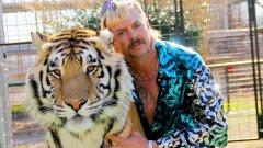 """Tiger King"" tão popular como ""Stranger Things"""