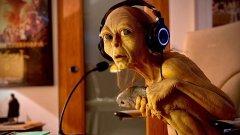"""Andy Serkis embarca numa maratona de leitura de """"O Hobbit"""""""