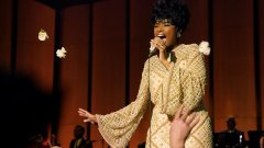 """Respect"": novo trailer da biopic de Aretha Franklin"