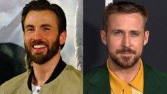 """Chris Evans e Ryan Gosling protagonizam thriller de ação para a Netflix dos realizadores de """"Vingadores: Endgame"""""""