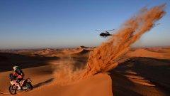 Horários dos resumos do Dakar 2021 nos canais Eurosport