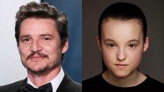 """Pedro Pascal de """"The Mandalorian"""" e Bella Ramsey de """"A Guerra dos Tronos"""" são a dupla protagonista de """"The Last of Us"""""""