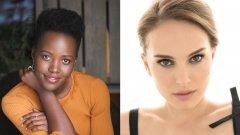 Natalie Portman e Lupita Nyong'o em série da Apple TV+