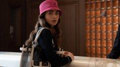 """Começou a rodagem da segunda temporada de """"Emily em Paris"""""""