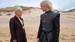 """HBO divulga as primeiras imagens da série """"House of the Dragon"""""""