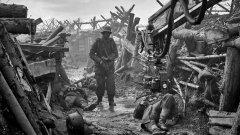 """Filmagens de """"A Oeste Nada de Novo"""" terminam no final do mês"""