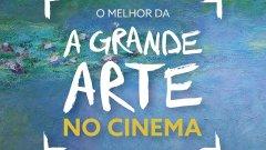 """""""A Grande Arte no Cinema"""" regressa às salas no Dia Internacional dos Museus"""