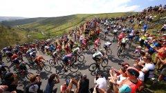 Horários do Tour of Britain no Eurosport