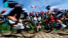 Horários do Paris-Roubaix 2021 nos canais Eurosport