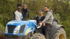 """""""Douce France"""" recebe o Grande Prémio no CineEco de Seia"""