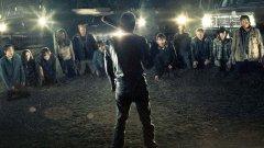 """""""The Walking Dead"""": primeira imagem da temporada sete"""