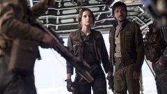 """""""Rogue One: Uma História de Star Wars"""" - conhecer as personagens em oito posters"""