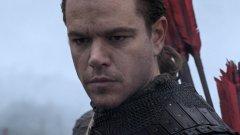 Novo trailer para as aventuras de Matt Damon na China