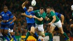 Eurosport transmite 'test matches' de outono da seleção francesa de rugby
