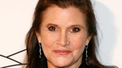 Carrie Fisher morreu