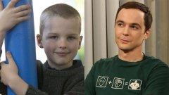 """Escolhido o jovem Sheldon da prequela de """"The Big Bang Theory"""""""