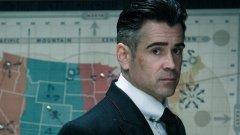 Colin Farrell na pele de Oliver North em série da Amazon