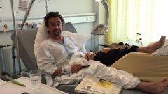 """Mais um acidente grave para Richard Hammond - agora durante as gravações de """"The Grand Tour"""""""
