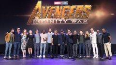 """Marvel revela trailer e vilões de """"Avengers: Infinity War"""""""