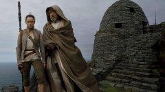 "Realizador apresenta trailer dos bastidores do próximo ""Star Wars"""