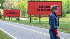 """Elenco de """"Três Cartazes à Beira da Estrada"""" vence os prémios do Screen Actors Guild"""