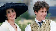 Quatro casamentos, um funeral e uma série de televisão