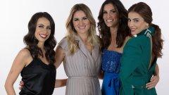 Anunciado o quarteto de apresentadoras do Festival Eurovisão da Canção 2018