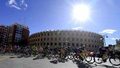 Três ciclistas portugueses à conquista da Volta à Comunidade Valenciana