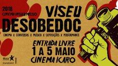 Desobedoc reabre Cinema Ícaro em Viseu