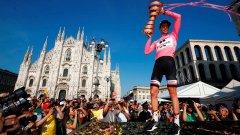Volta a Itália em bicicleta: de 4 a 27 de maio no Eurosport
