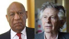 Bill Cosby e Roman Polanski expulsos da academia norte-americana de cinema