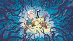 "Criador dos Simpsons chega à Netflix com ""Disenchantment"""
