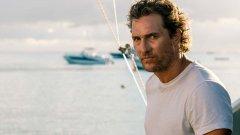 """Primeiro trailer e fotos do thriller """"Serenity"""" com Matthew McConaughey"""