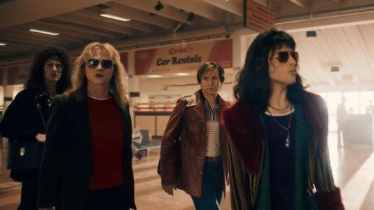 "Novo trailer para ""Bohemian Rhapsody"""